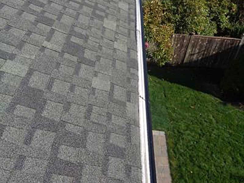 A roofing system ready for the harsh, wet winters of the upper left corner of the USA!