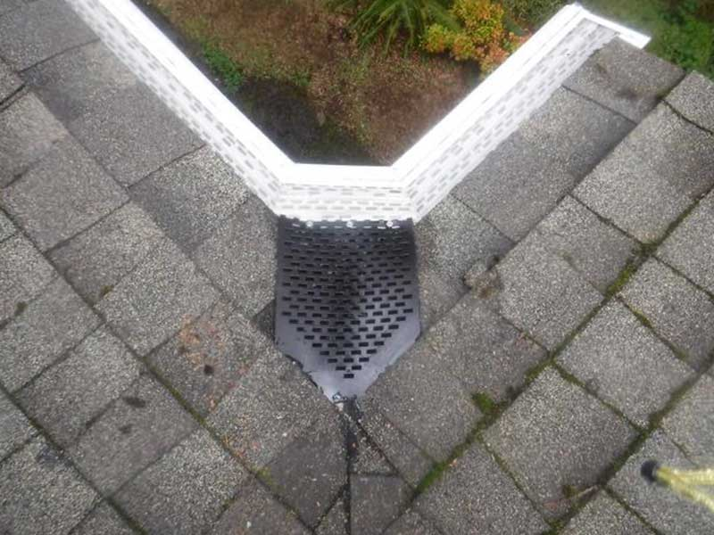 Shingles replaced and MasterShield installed, crisis averted