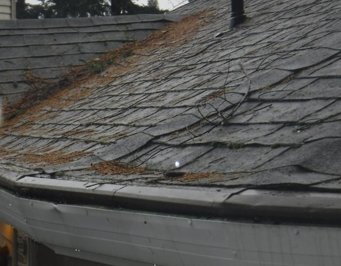 Breaking gutters