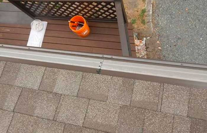 The Cadillac of gutter protection