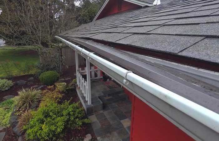 replacing gutter guards